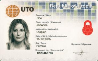 Generic ID Card